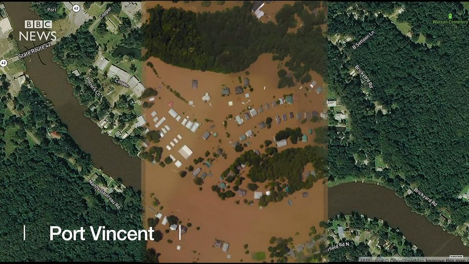 louisiana-floods-pictures-videos-bbc
